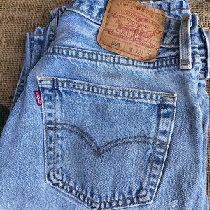 Vintage Levi's 501 jeans - 32x32